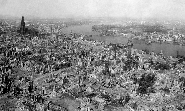 Nachkriegslyrik Zweiter Weltkrieg