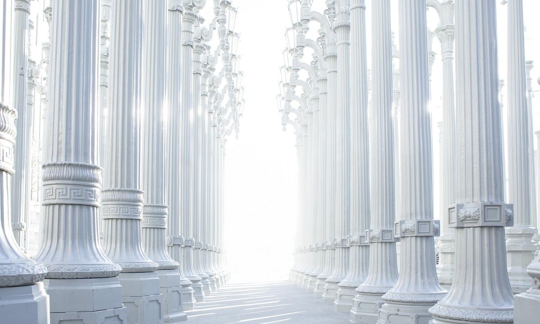 Antike Säulen Klassik