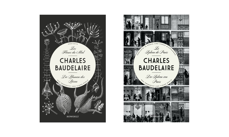 Simon Werle: Charles Baudelaire Übersetzung