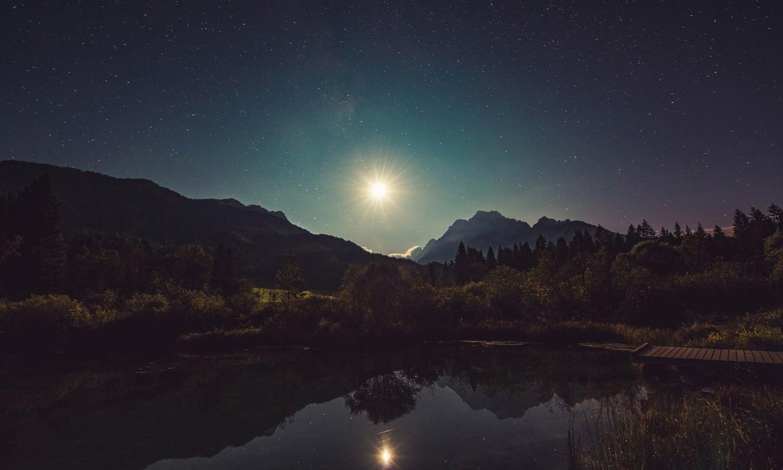 Eduard Mörike: Um Mitternacht
